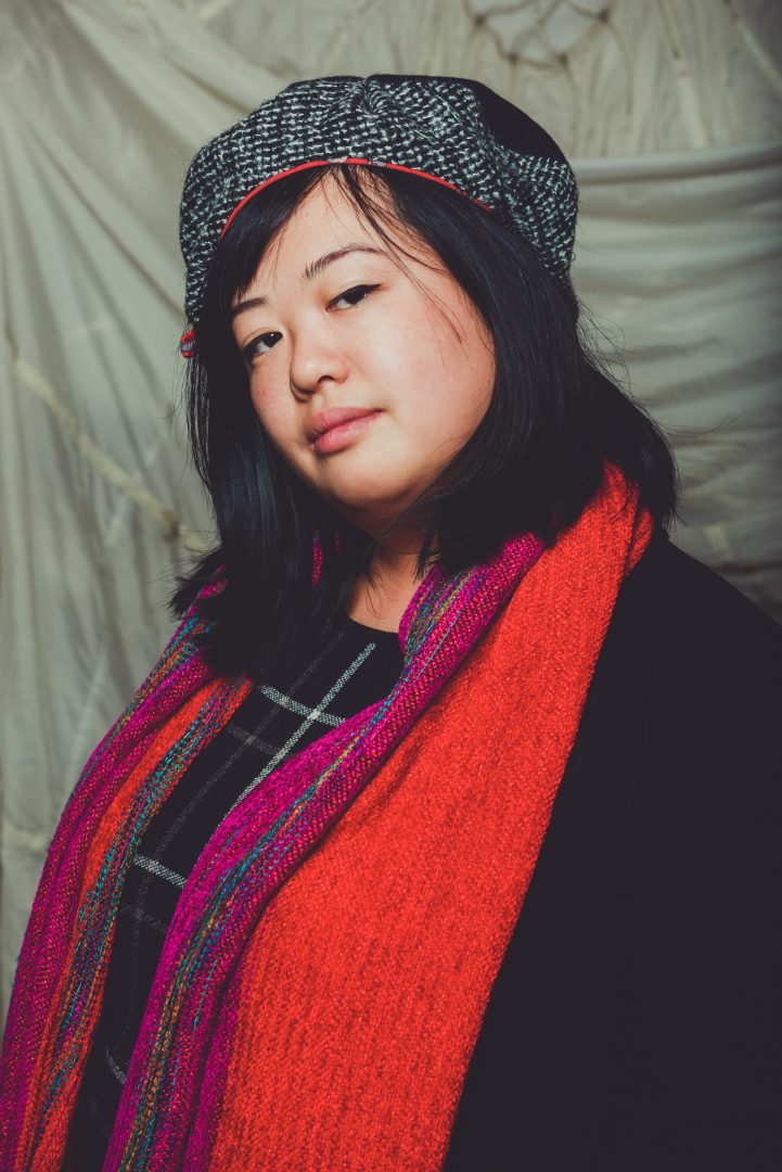 Adele Han Li, artist, filmmaker, animator, media and marketing manager of Slamdance.